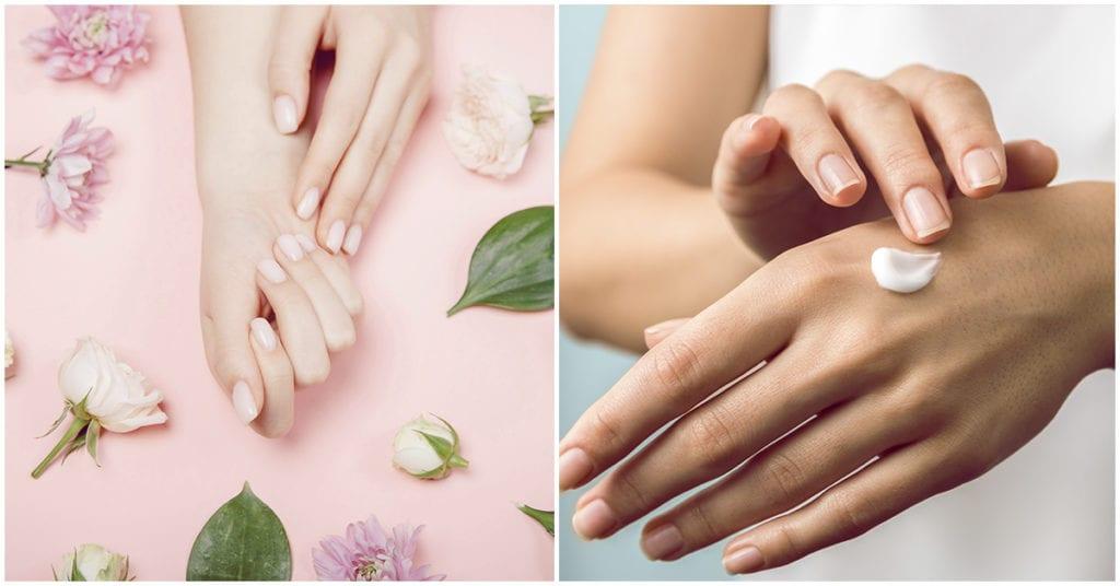 20 formas de cuidar la piel de tus manos