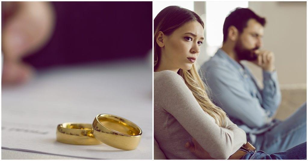 Divorcio: Esté es el hábito que aumenta las posibilidades de separarte