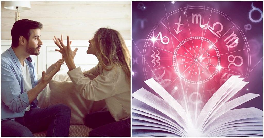 Éstas son las peores combinaciones zodiacales para buscar una relación amorosa