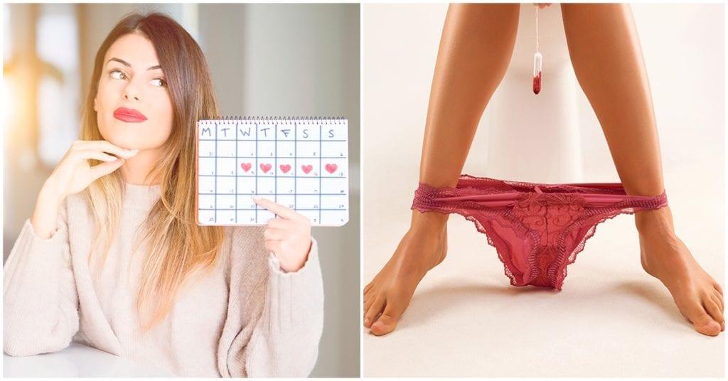 Razones por las que tu período puede ser irregular