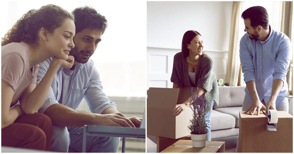¿Cómo saber si estás lista para mudarte con alguien?