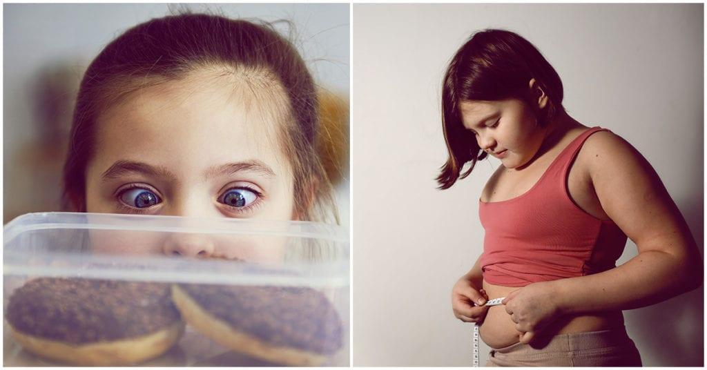 Mi hija tiene sobrepeso pero no la voy a poner a dieta