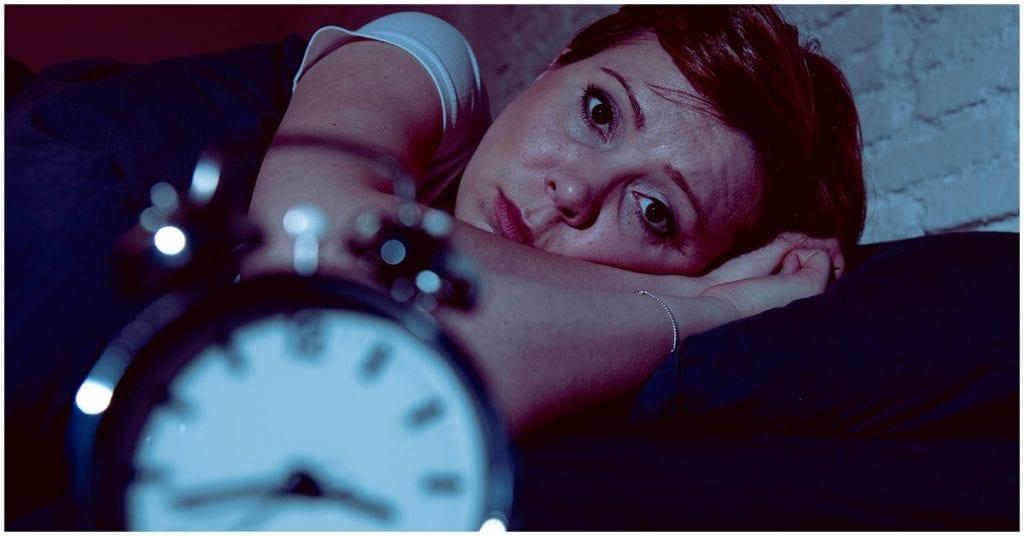 Una vez más, el insomnio se convirtió en mi fiel amigo de pandemia
