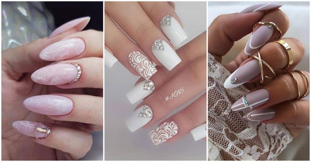 Las mejores ideas de manicuras para las novias