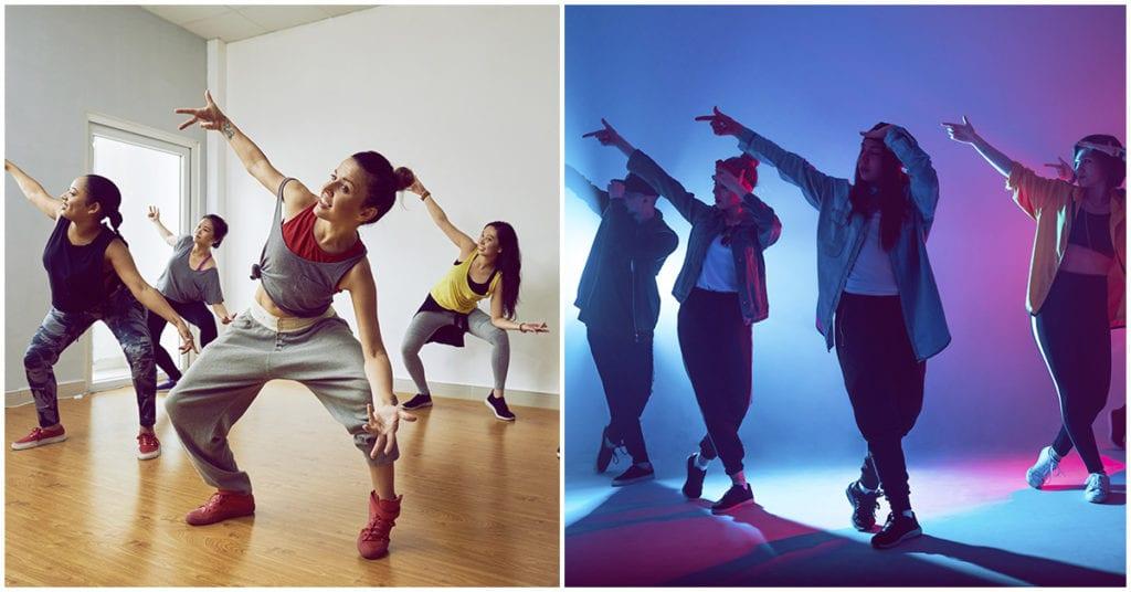 Bailar te puede hacer una chica más saludable