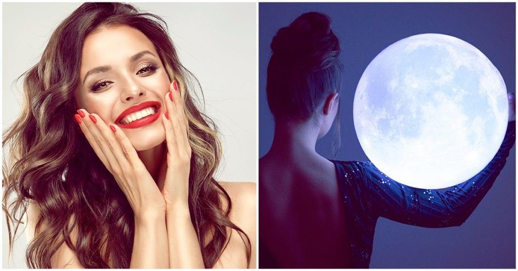 Descubre cuál es la relación entre tu cabellera y la luna llena