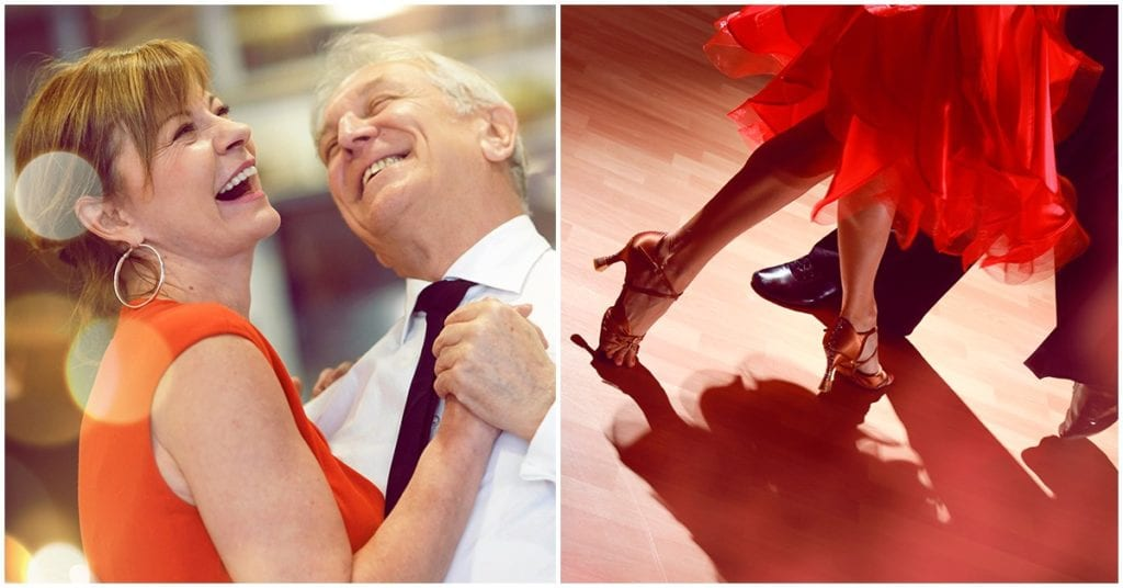 El baile ayuda a que tu cerebro envejezca de manera saludable
