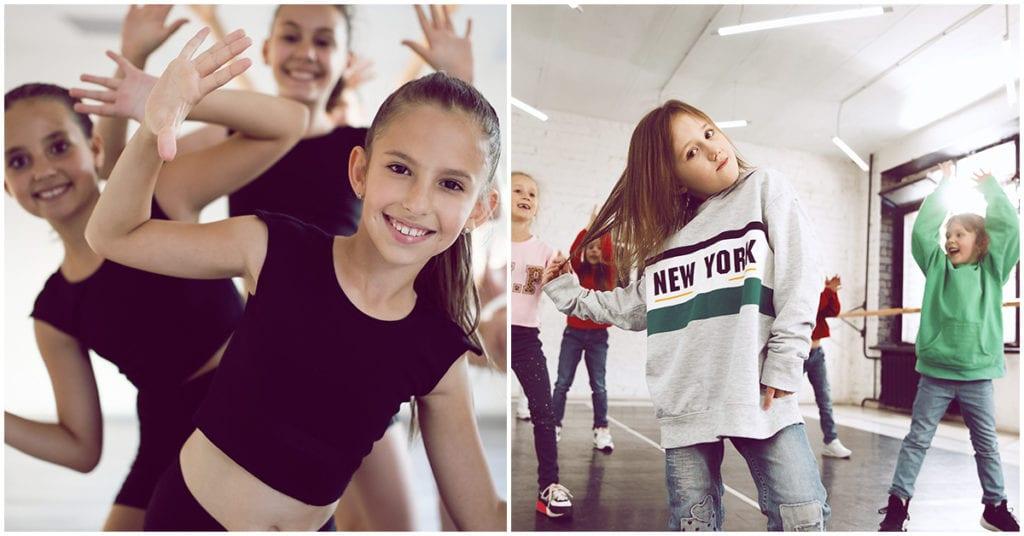7 buenas razones por las que es buena idea meter a tus hijos a clases de baile