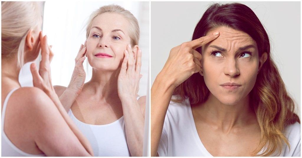Si tu piel es sensible, este tratamiento contra las líneas de expresión puede ayudarte