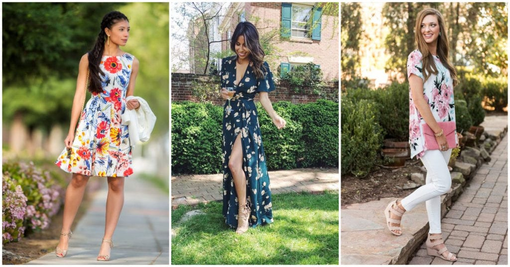 Errores que cometemos al escoger un outfit para una fiesta en jardín