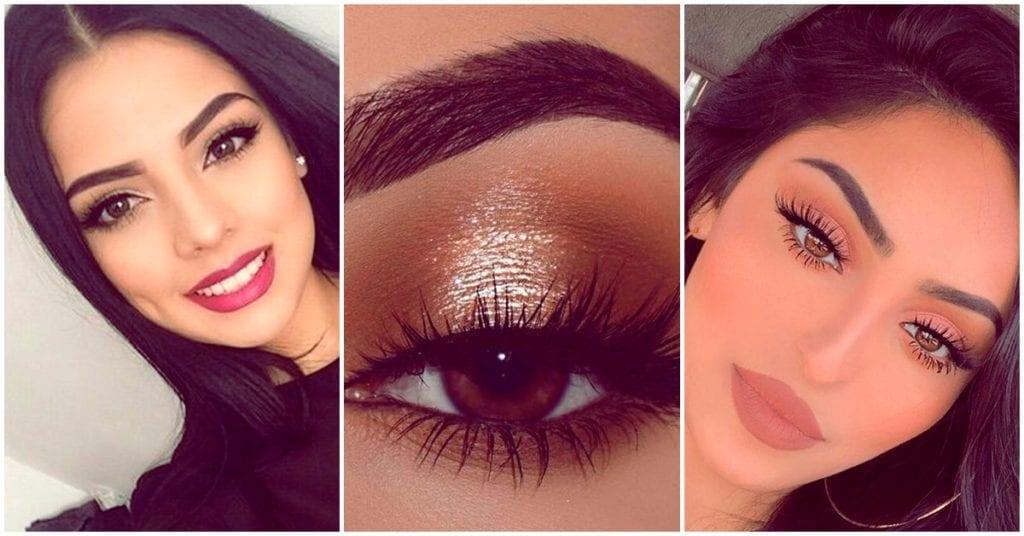 Cómo hacer que tus ojos se vean más grandes con ayuda del makeup