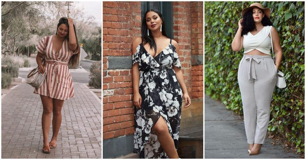 Curvy: Trucos para vestirte mejor durante el verano