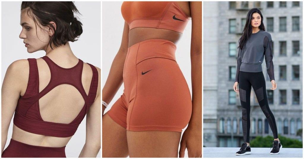 Errores que cometes al comprar ropa deportiva y que te hace torpe en el gym