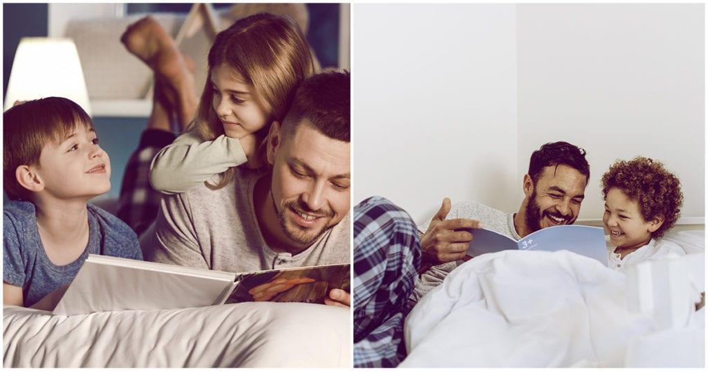Un papá involucrado en la crianza no es una rareza, es su deber.