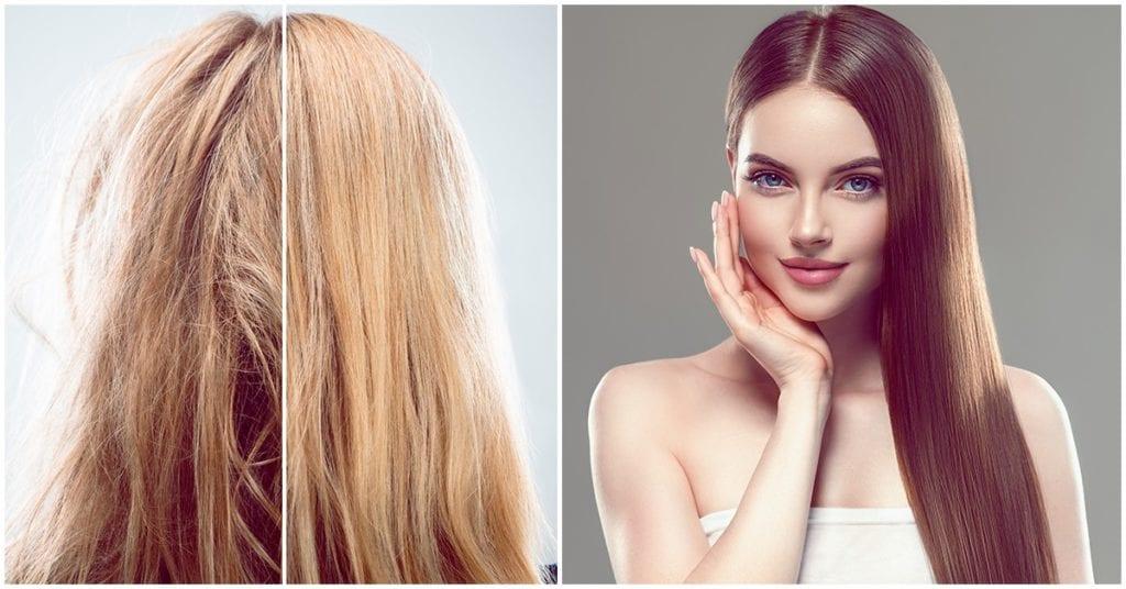 La queratina ¿realmente funciona para el cabello súper lacio? Te cuento