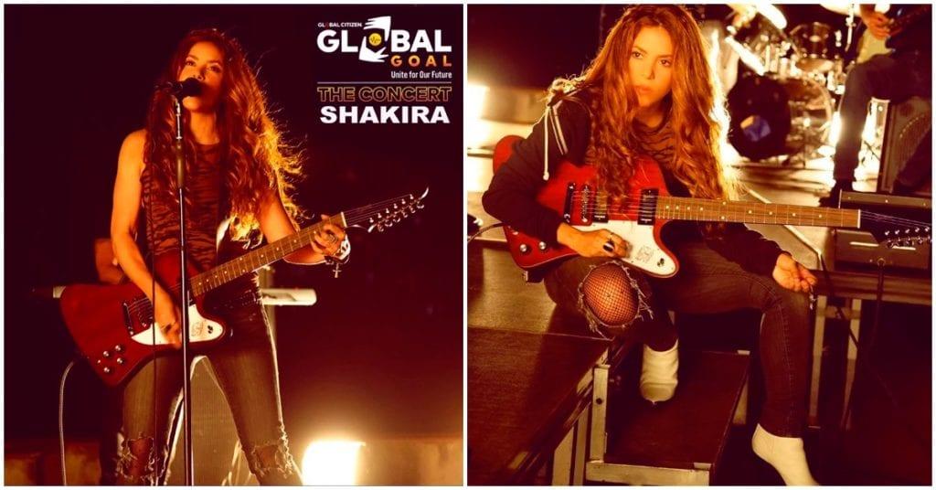 Ésta es la prenda que Shakira ha marcado como tendencia para este verano
