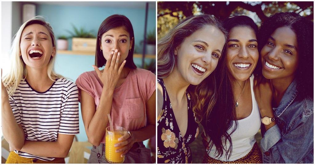 Cómo evitar los celos entre amigas