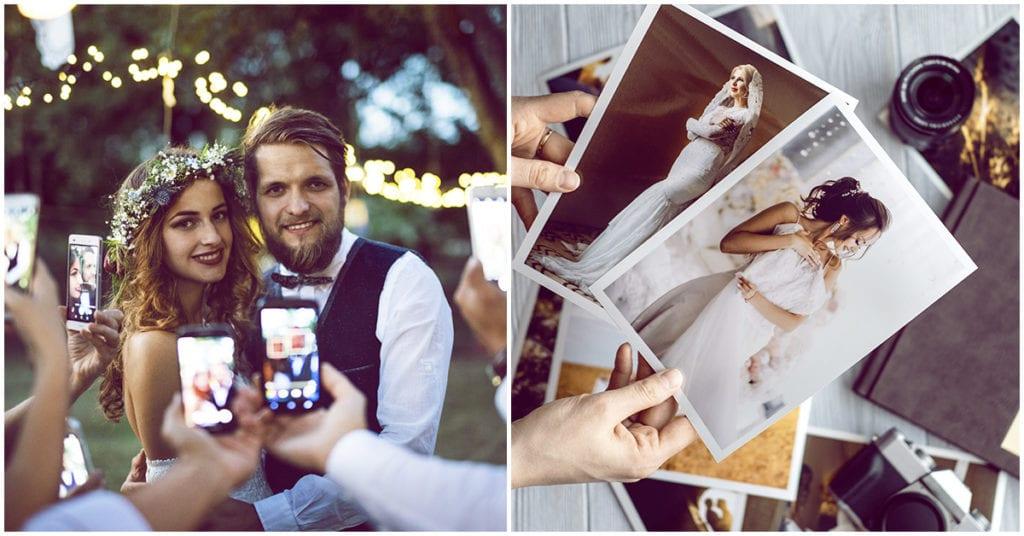 Las fotos que tomes con tu pareja, delatan si tu matrimonio durará o no