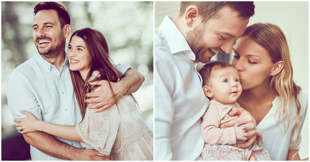 Luego del pos-parto, el matrimonio se vuelve un verdadero reto