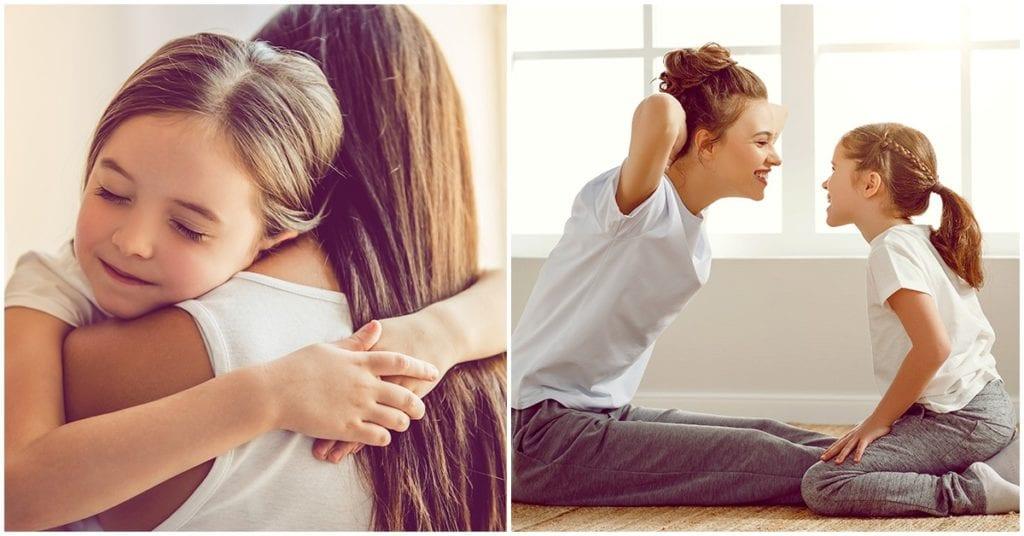 Cómo criar a tus hijas para que aprendan a aceptarse