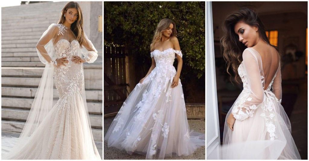 Escoge el vestido de novia que te gusta y te digo qué estilo eres