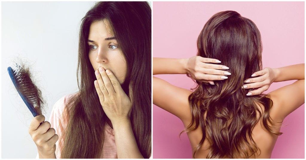 El remedio casero para el cabello débil y delgado