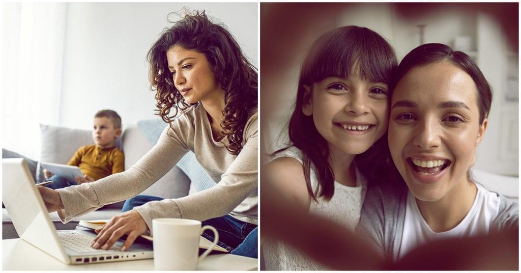 8 cosas que delatan que eres una mamá moderna ¡yay!