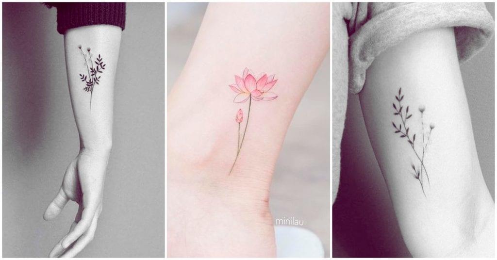 Tatuajes con los que puedes plasmar tu amor por la naturaleza