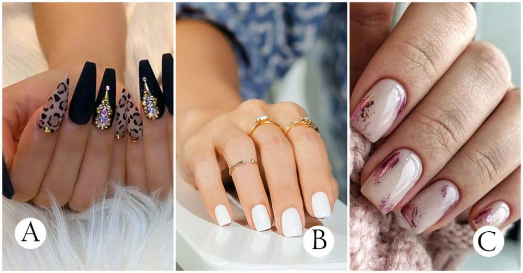 Colores de uñas que te dan un look muy elegante