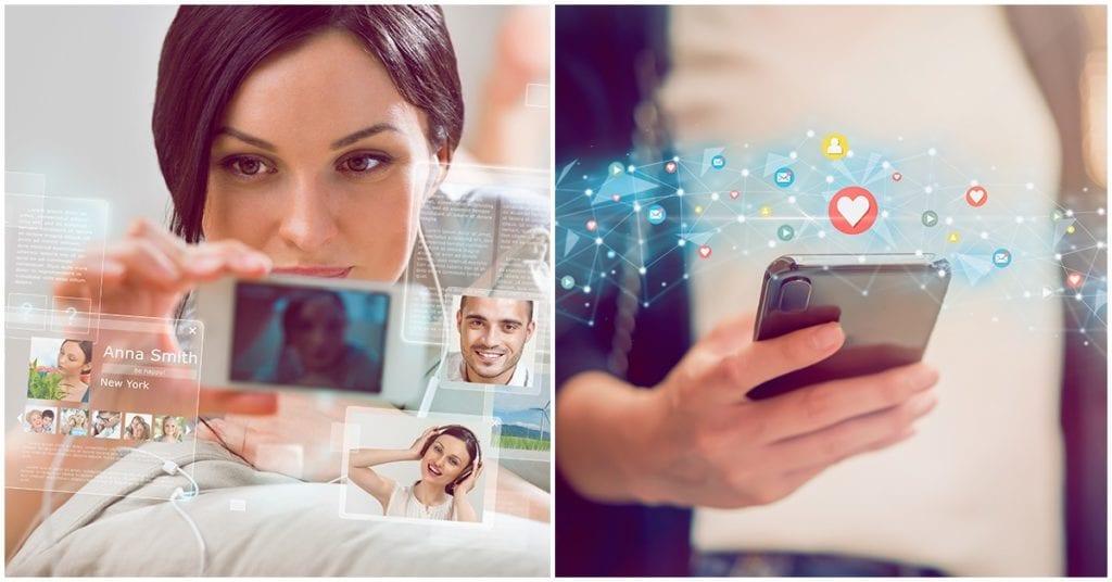 Encontrar al amor en redes sociales, ¿sí o no?