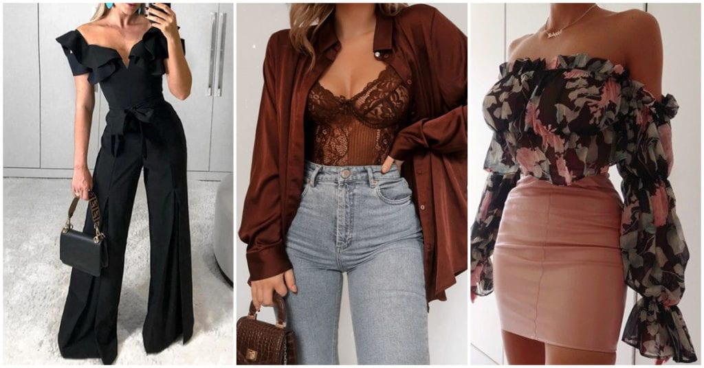 Outfits sexys pero elegantes ¿te gustan?