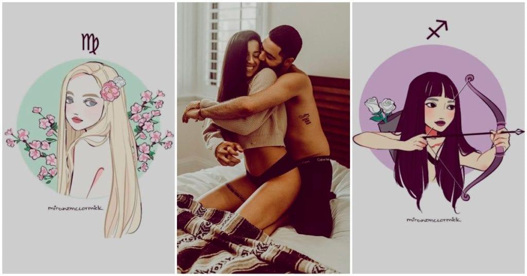 De acuerdo a tu horóscopo, tu compatibilidad sexual es con…