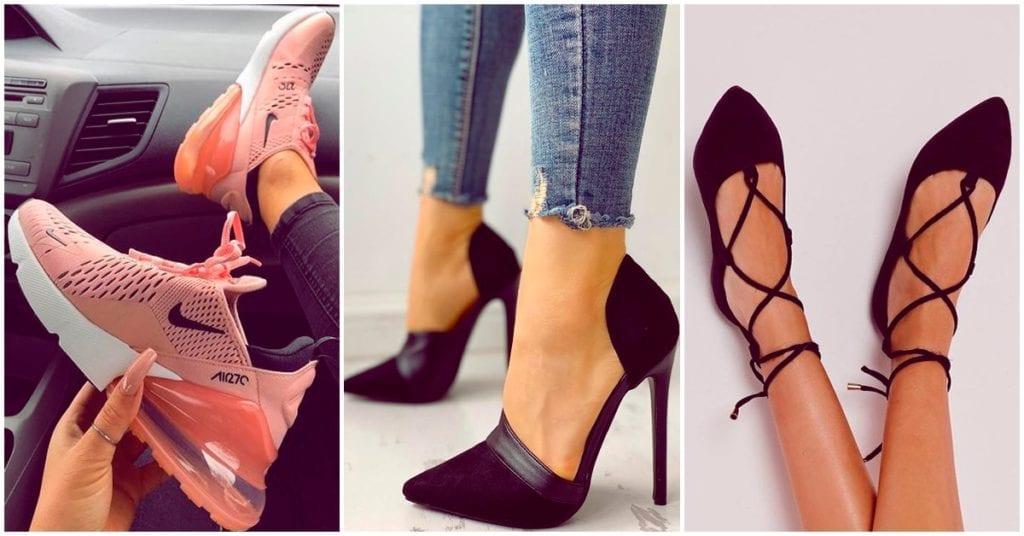De acuerdo a tu par de zapatos, descubre cuál es su funcionalidad