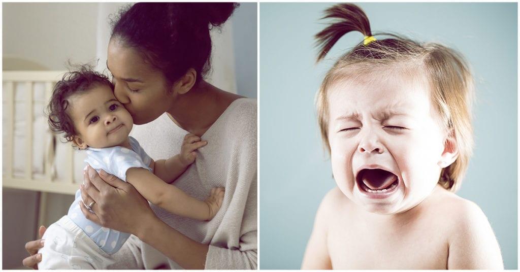 """Cómo decirle """"no"""" a tu bebé, es super necesario"""