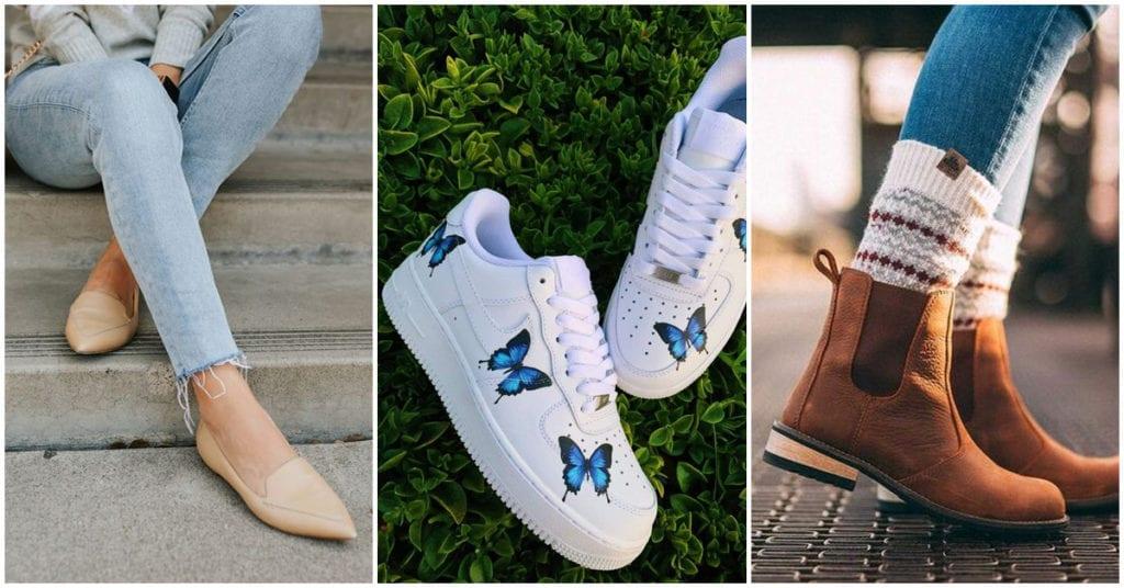 Zapatos ideales para salir de la ciudad