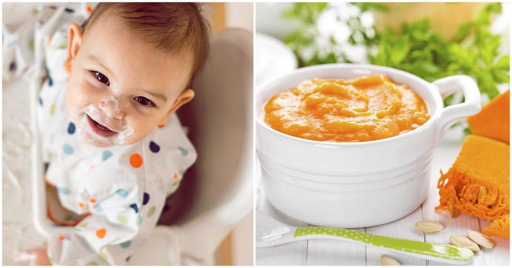 Alimentos funcionales para tu bebé