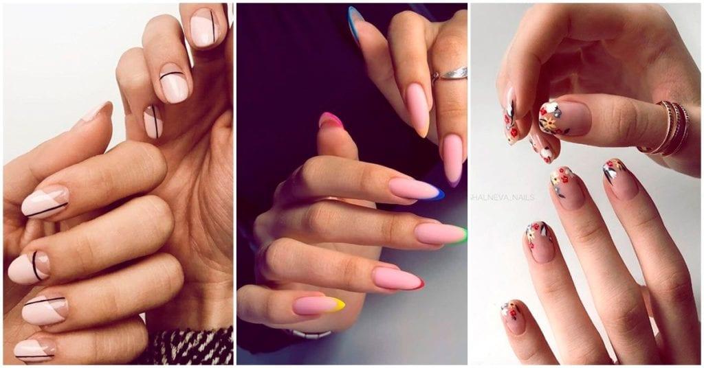 Diseños que puedes usar para decorar tus uñas, si ya no sabes que hacer durante la pandemia