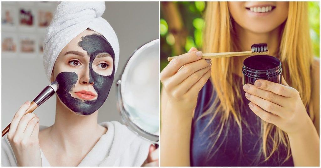 Carbón activado, ¿su único uso es para la piel?