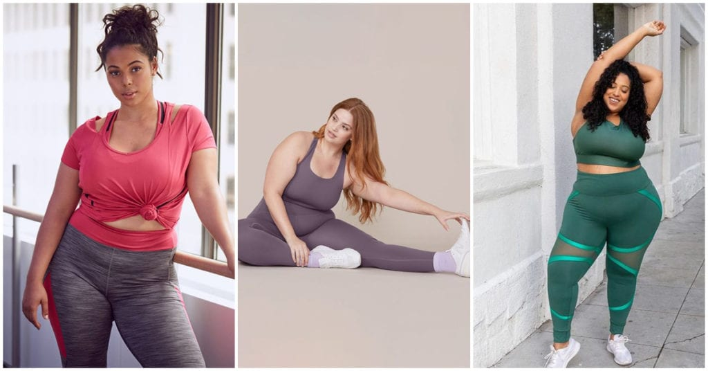 Curvy: cómo escoger leggings para hacer ejercicio