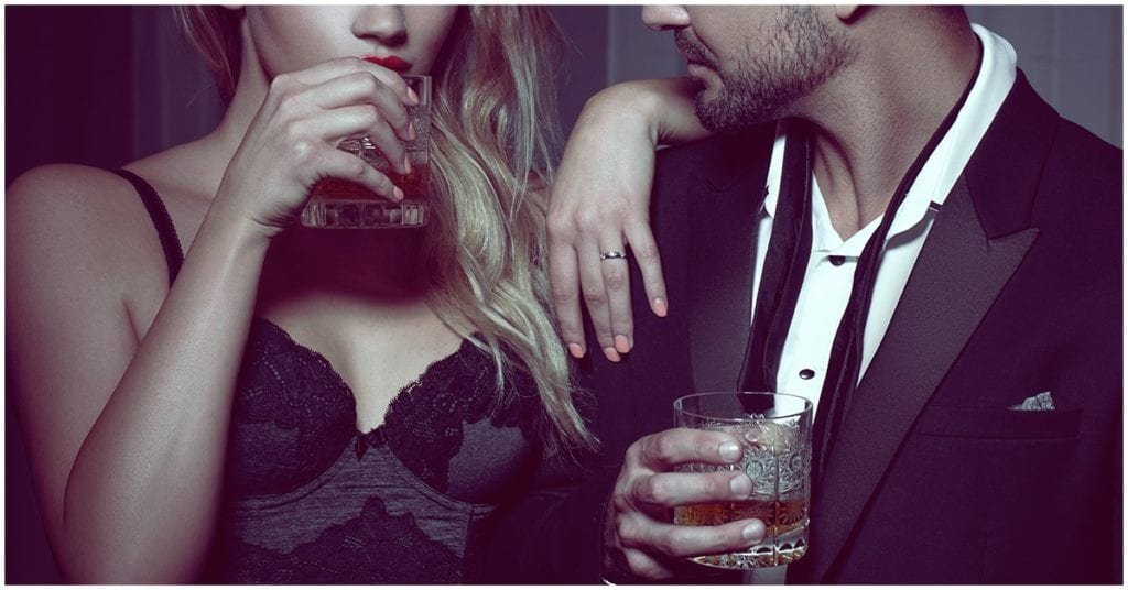 Me cansé de ser una buena mujer y sí, ahora me gusta tener el lugar de la amante