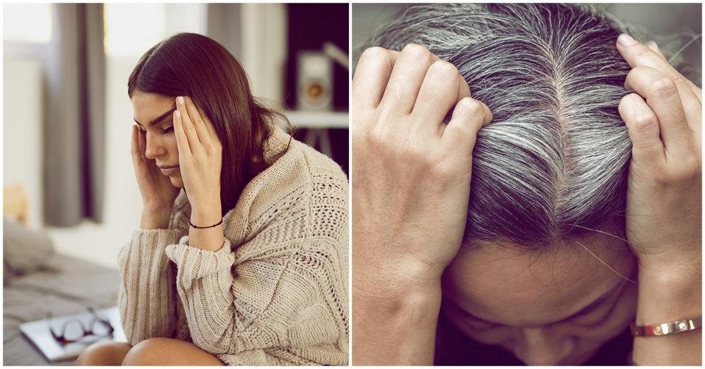 Te duele …¿el cabello? no estas loca tiene una razón