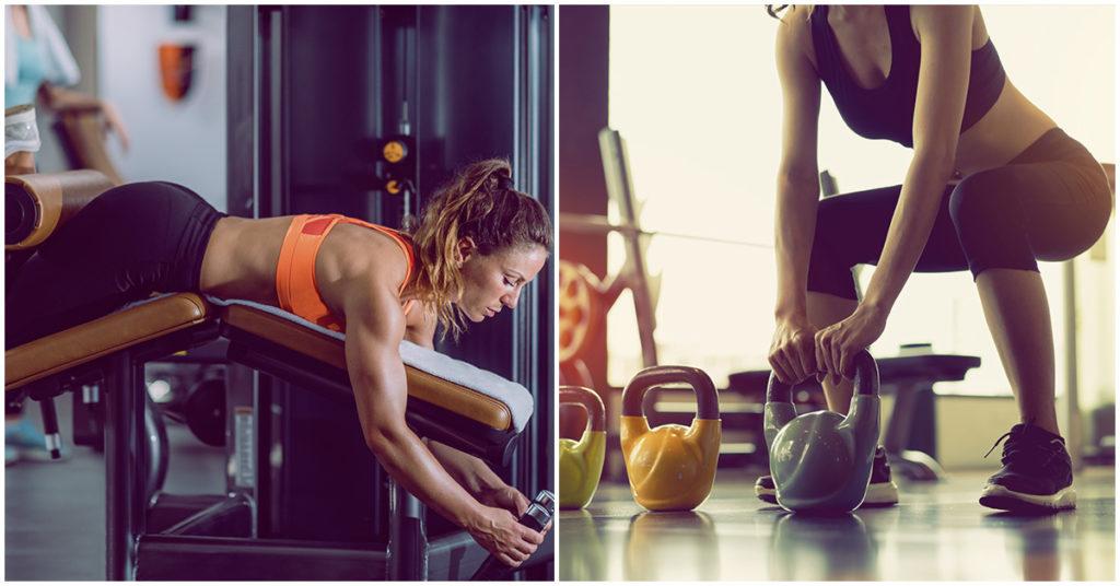 Cardio: ¿antes o después de hacer pesas?