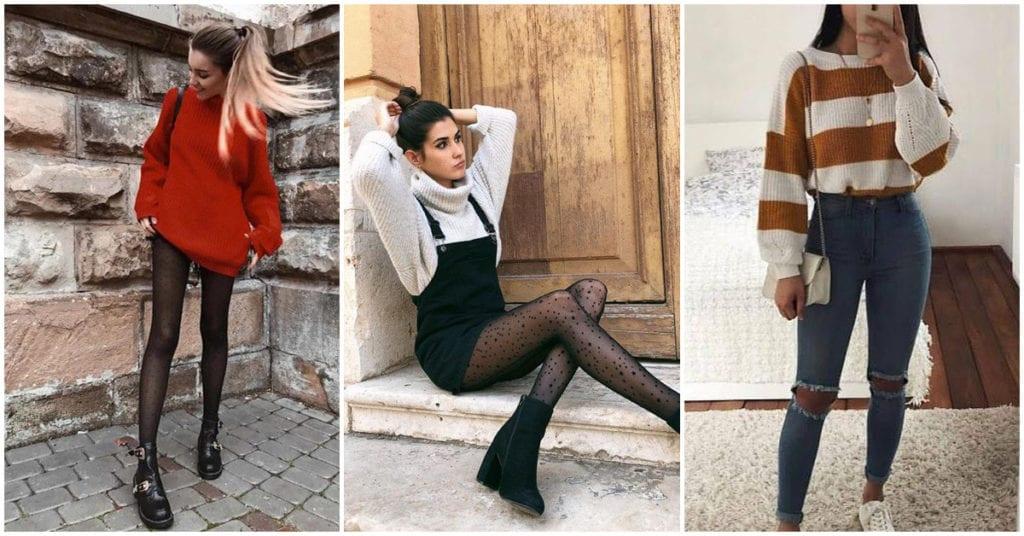 Outfits ideales para recibir al otoño