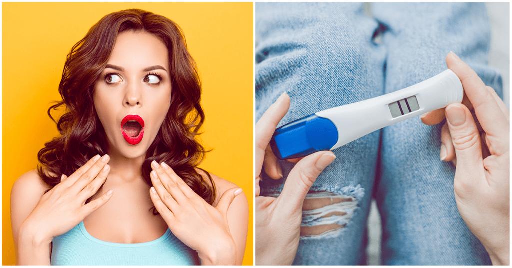 Errores que podrían hacerte quedar embarazada