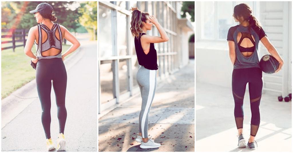 Cómo vestir para hacer ejercicio y no sentirte incómoda