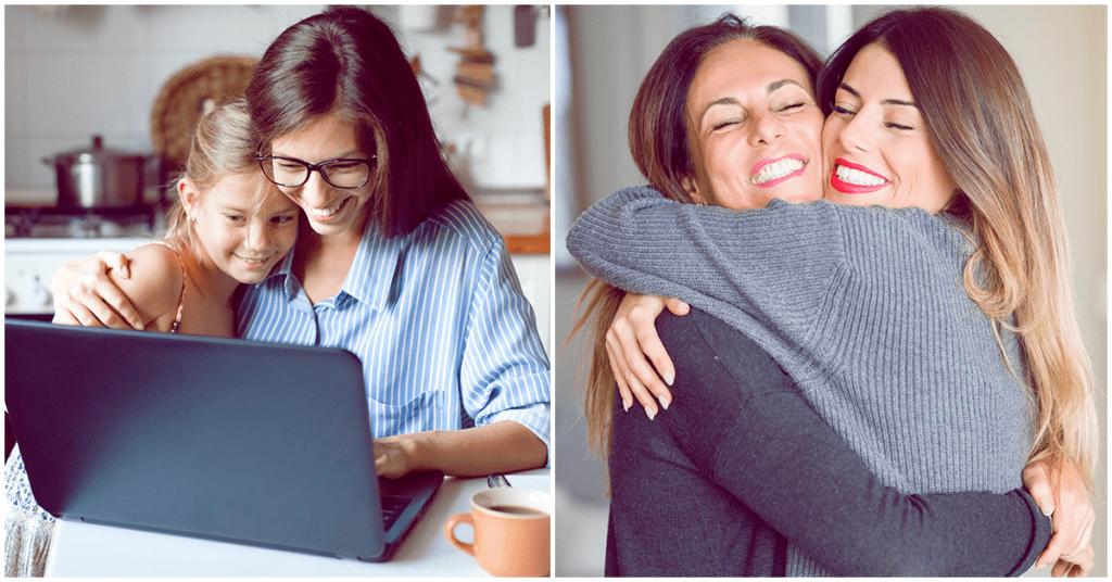 Cómo llevarte bien con tu madre toda la vida