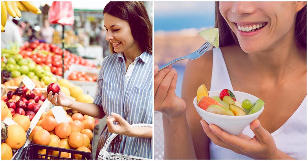 Cómo mejorar tu piel con lo que comes