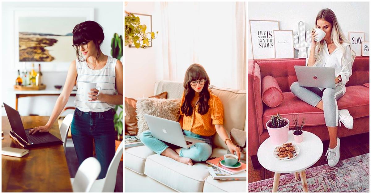 ¿Cuál es la mejor opción de outfit para hacer home office?