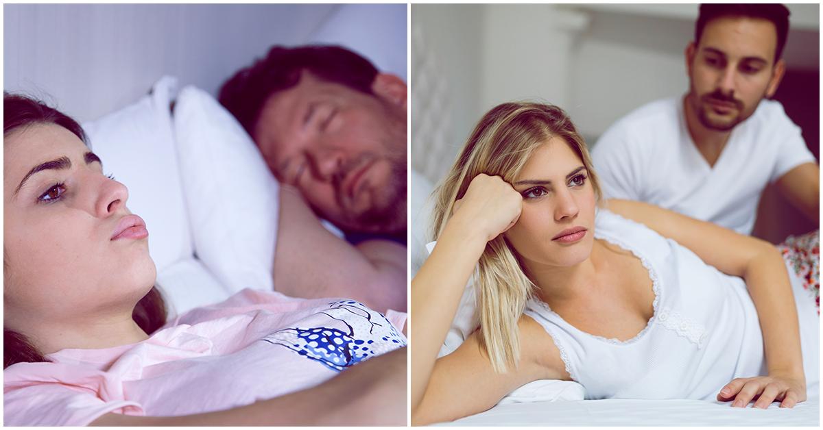 Si no estás disfrutando del sexo como quisieras, tal vez sea por esto…