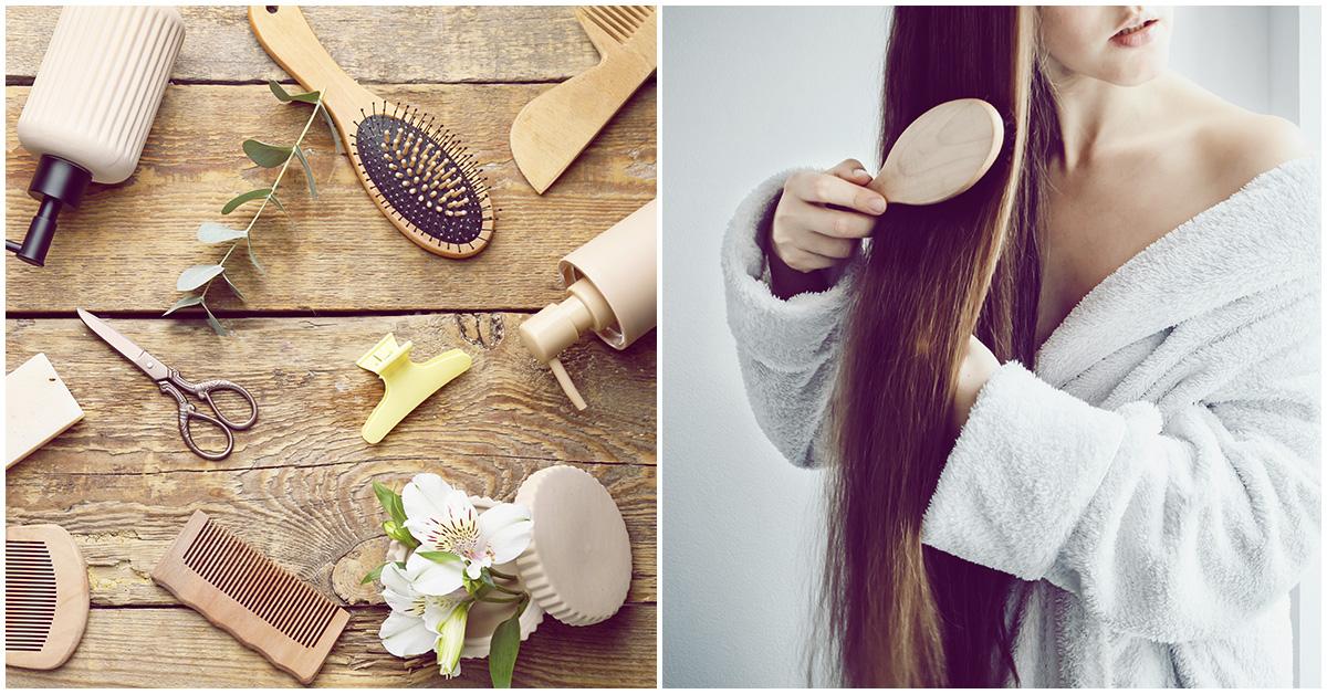 Cepillar tu cabello ¿deberías de hacerlo o no?